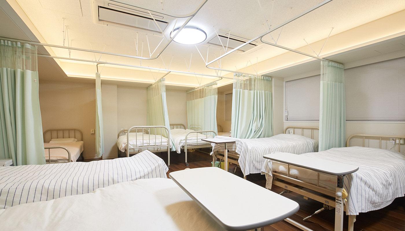 入院 病室